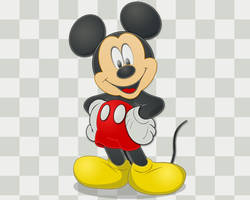 mickey mouse by vicing