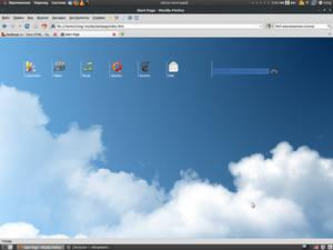 startpage GNOME_updating