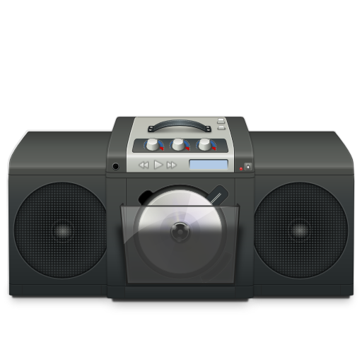 Gnome CD Recorder SVG by vicing