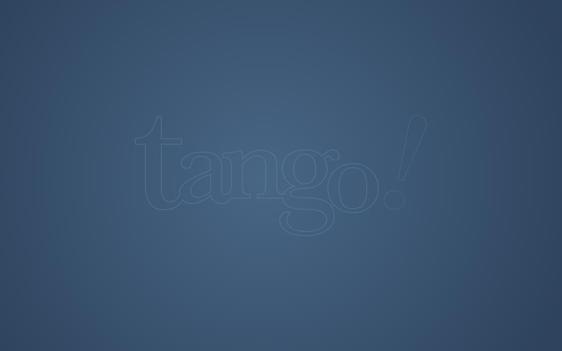 Tango Blue stitch by vicing