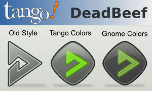 DeadBeef icons