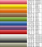 Shiki Colors Palette by vicing