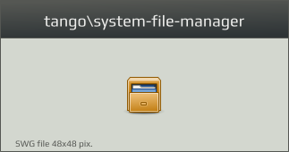 Tango-system-file-manager