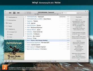 Winyl  ElementaryOS skin  Noise by vicing