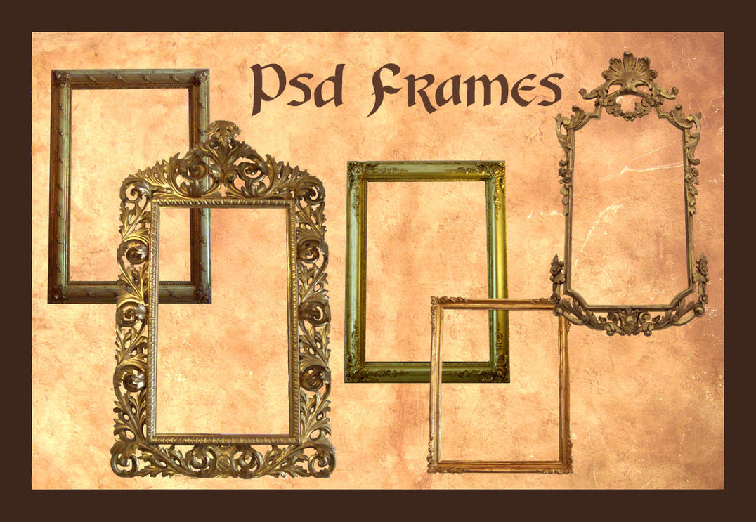 Psd Frames by Adaae-stock on DeviantArt