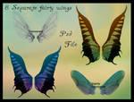 Psd fairy wings 2