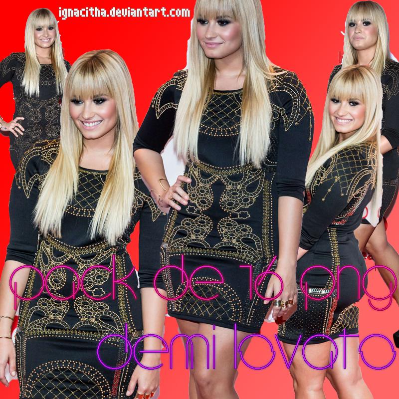 I Heart RADIO Demi Lovato png by ignacitha