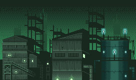 Parallax Industrial Bacground
