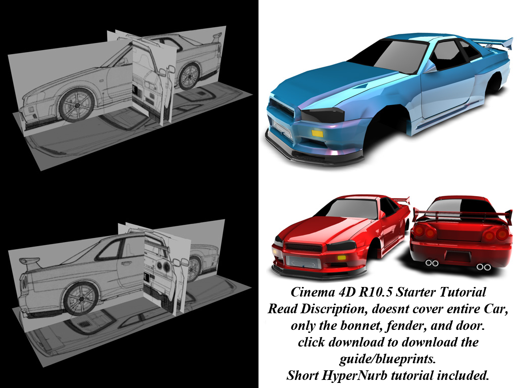 Skyline r34 starter tutorial by ragingpixels on deviantart skyline r34 starter tutorial by ragingpixels malvernweather Choice Image