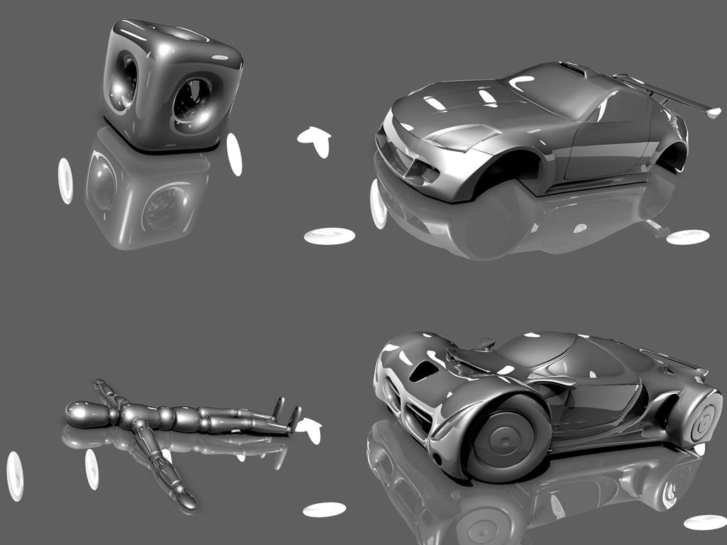 C4D Metallic Shader by ragingpixels on DeviantArt