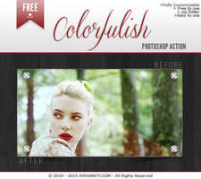 Action 5 -Colorfulish