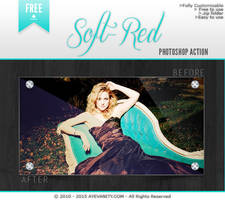 Action 4 - Soft Red