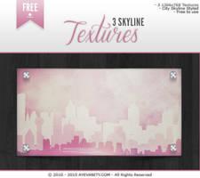 3 Skyline Textures