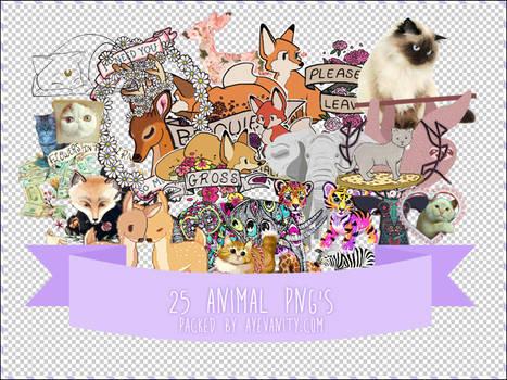 Animal PNGs