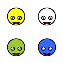 Set of a random emoji