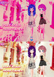 Romantic Season Psd Coloring2