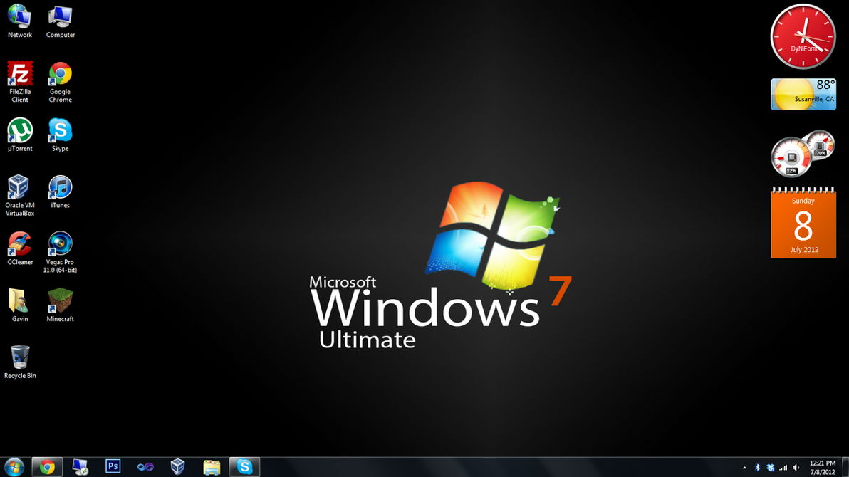 Custom Windows Wallpaper Collection by x360live on DeviantArt