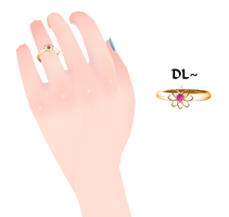 {MMD} Violette's Ring DL by Drindrence