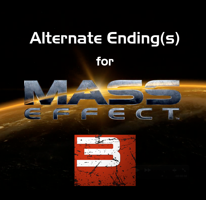 Mass Effect 3: Alternate Ending(s) by Social-Iconoclast