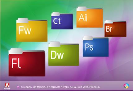 Folders web premiuen cs3 by DavilaCS