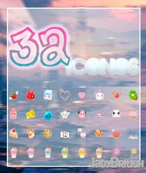 Iconos para Da