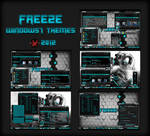FREEZE WINDOWS7 THEMES BY HELL-X