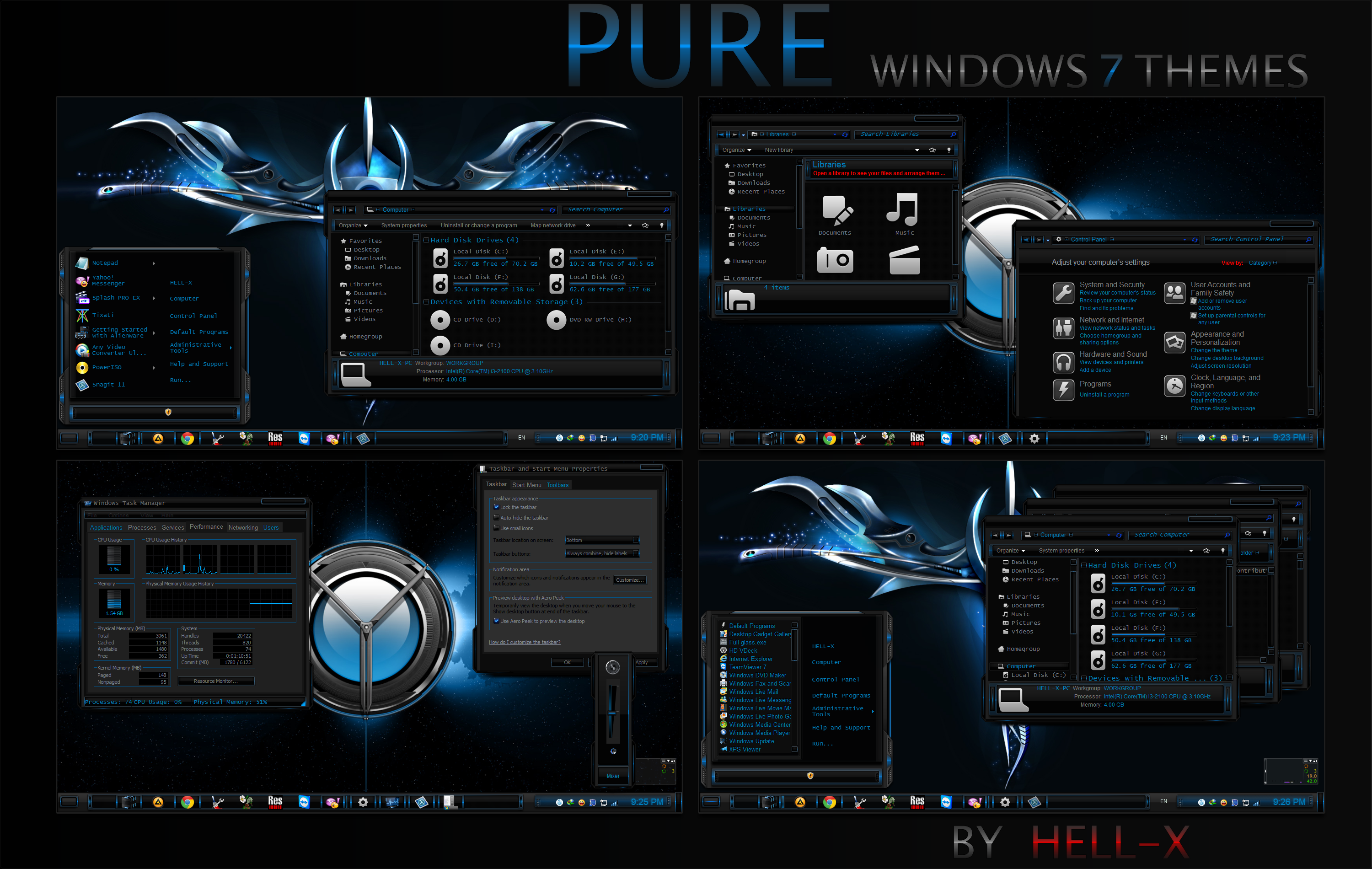 PURE-VS FOR WIN 7 by HELL-X-HELL