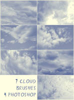 7 Cloud Brushes