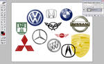 Car Logo Brushes