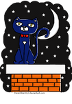 Blue Cat by December012