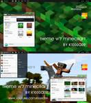 theme Minecraft k1000a09