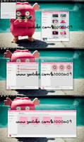 Theme Dream Pink  K1000a09