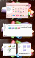 Coloring heart (k1000a09) theme iconpackager