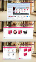 elastic Pink {k1000a09} theme iconpackager
