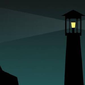 Lighthouse (gif animation)