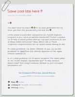 notebook - skin v1.3 by sergbel