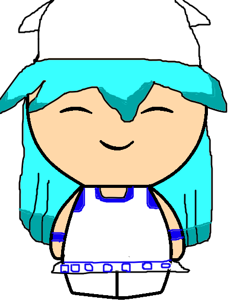 Squid Girl Dorb by Tommypezmaster