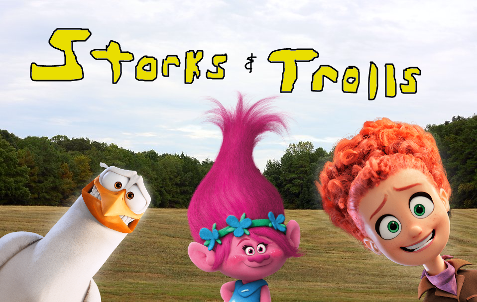 Storks and Trolls by Tommypezmaster