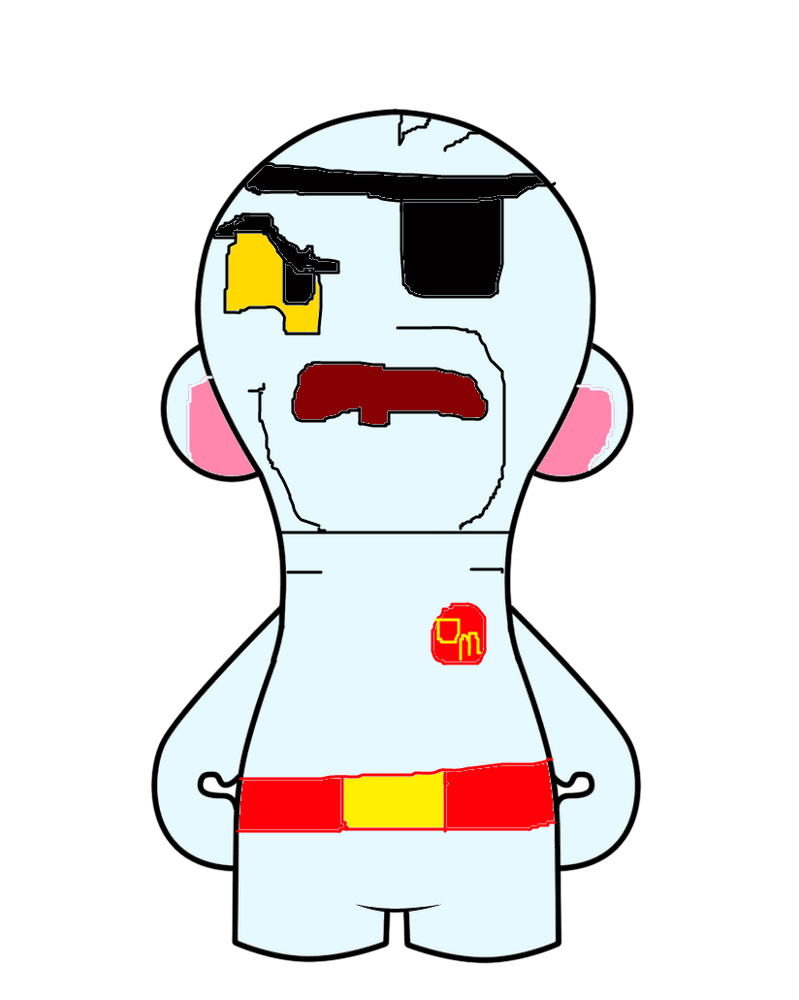 Danger Mouse Nood by Tommypezmaster