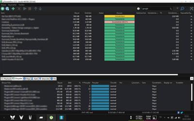 uTorrent 3.5.x Dark Theme - Skin -