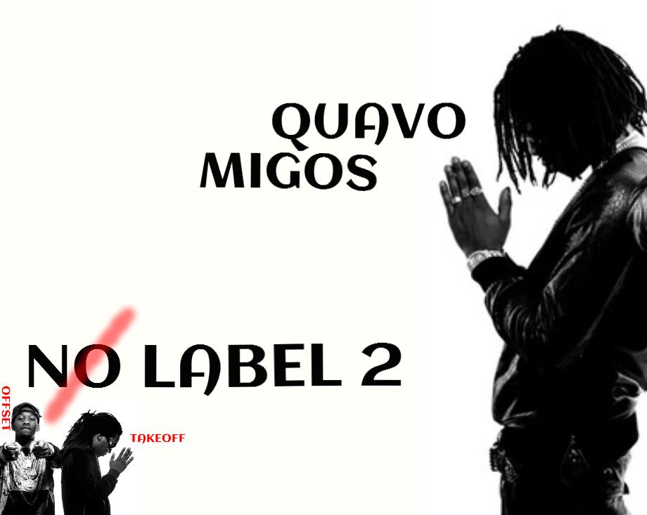 QUAVO MIGOS  NO LABEL 2  by CHRONICLEBESSQuavo Wallpaper