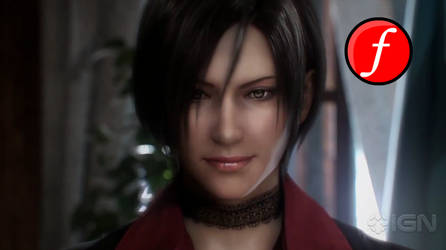 Ada Wong - Still the Worst Spy Ever by AliTheZombie13