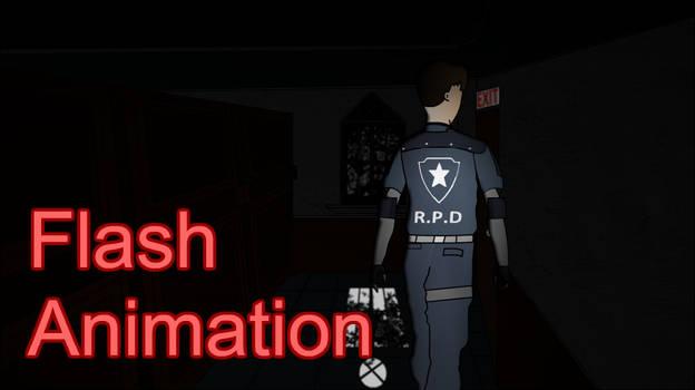 [Animation] Resident Evil 2 Remake - Concerns