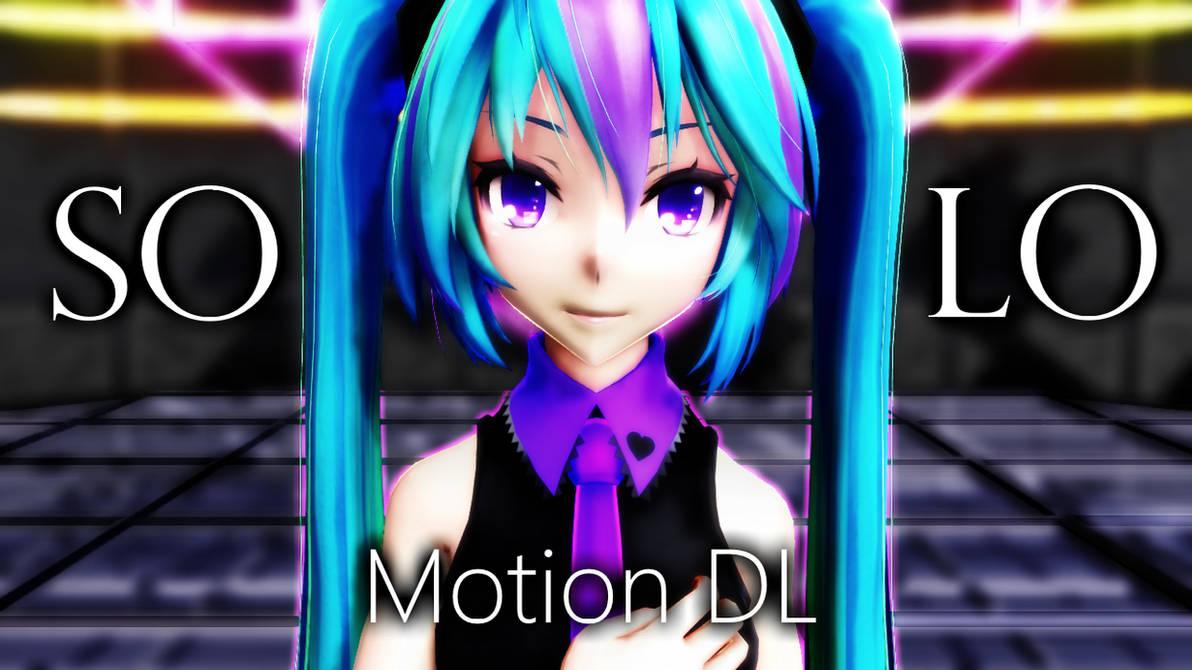 mmd motion zip download