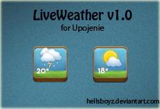 LiveWeather by HellsBoyz