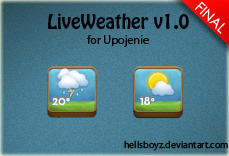 LiveWeather Final by HellsBoyz