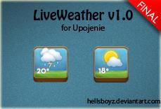 LiveWeather Final by HellsBoyz