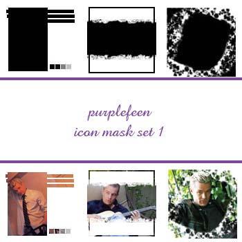 Mask Set 1 by purplefeen