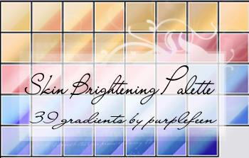 Gradients 003: Skin Brightener by purplefeen