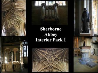 Sherborne Abbey Interior pack1